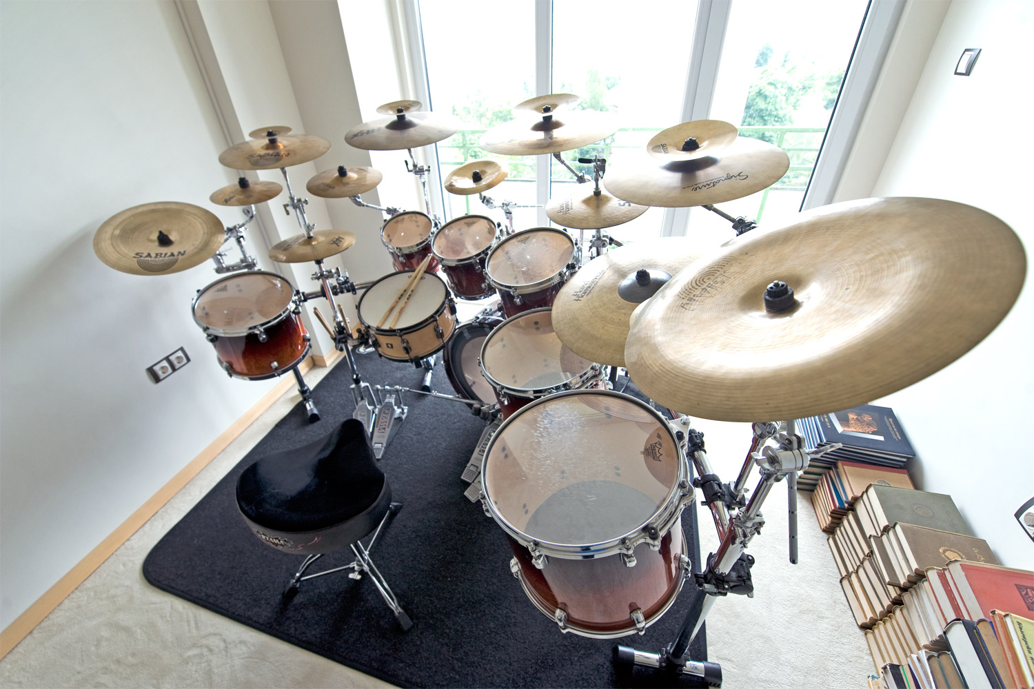 Official tama starclassic thread for Classic house drums